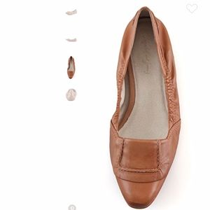 Elizabeth & James KIMI Hidden Wedge Flats 8.5